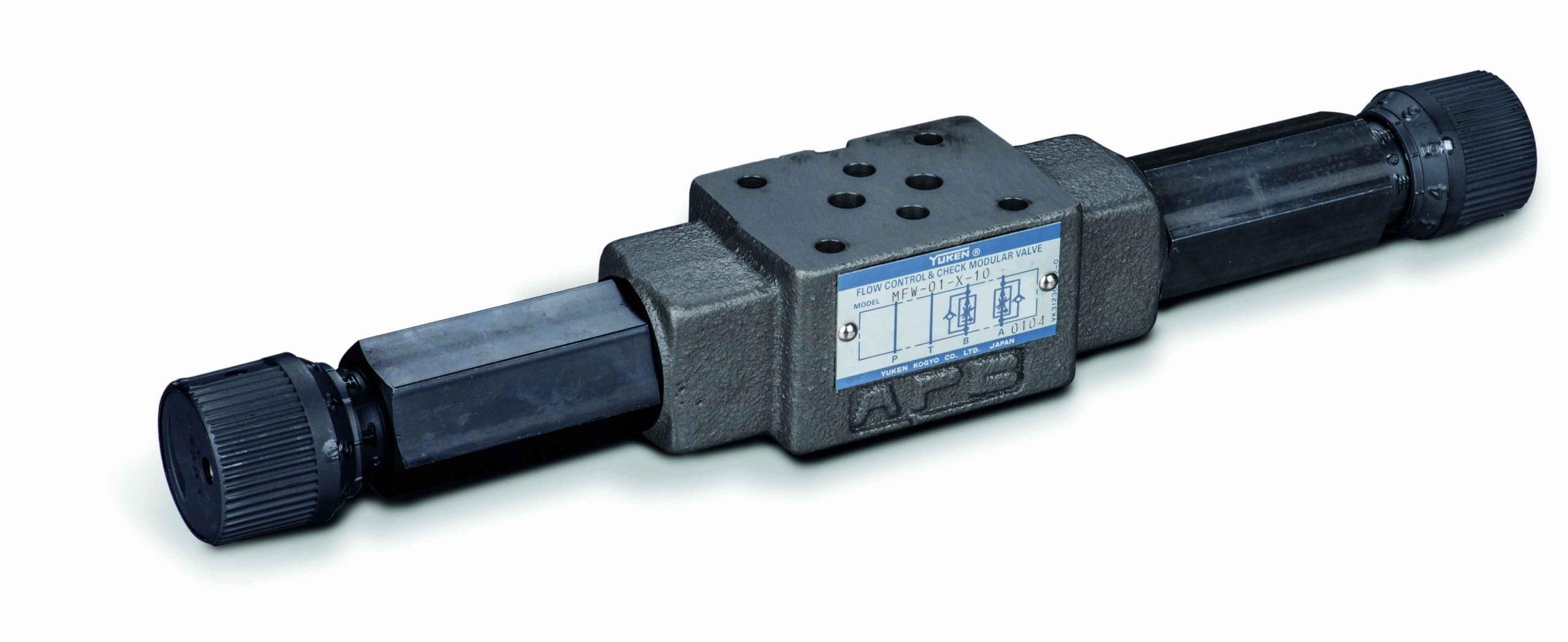 Cetop 3 Pressure&Temperature Compemsated Flow Control Valve