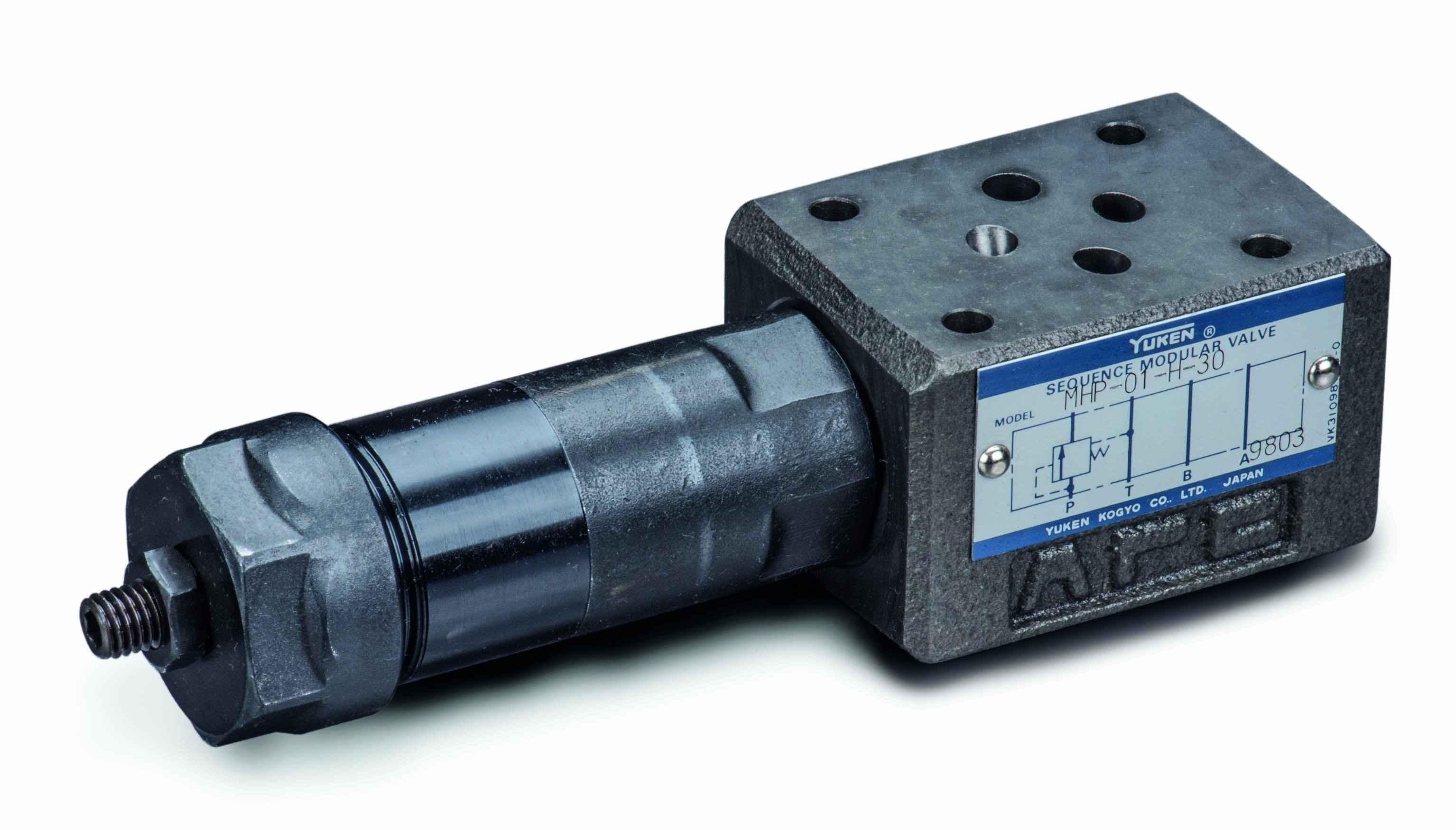 Cetop 3 NG6 Counterbalance valve