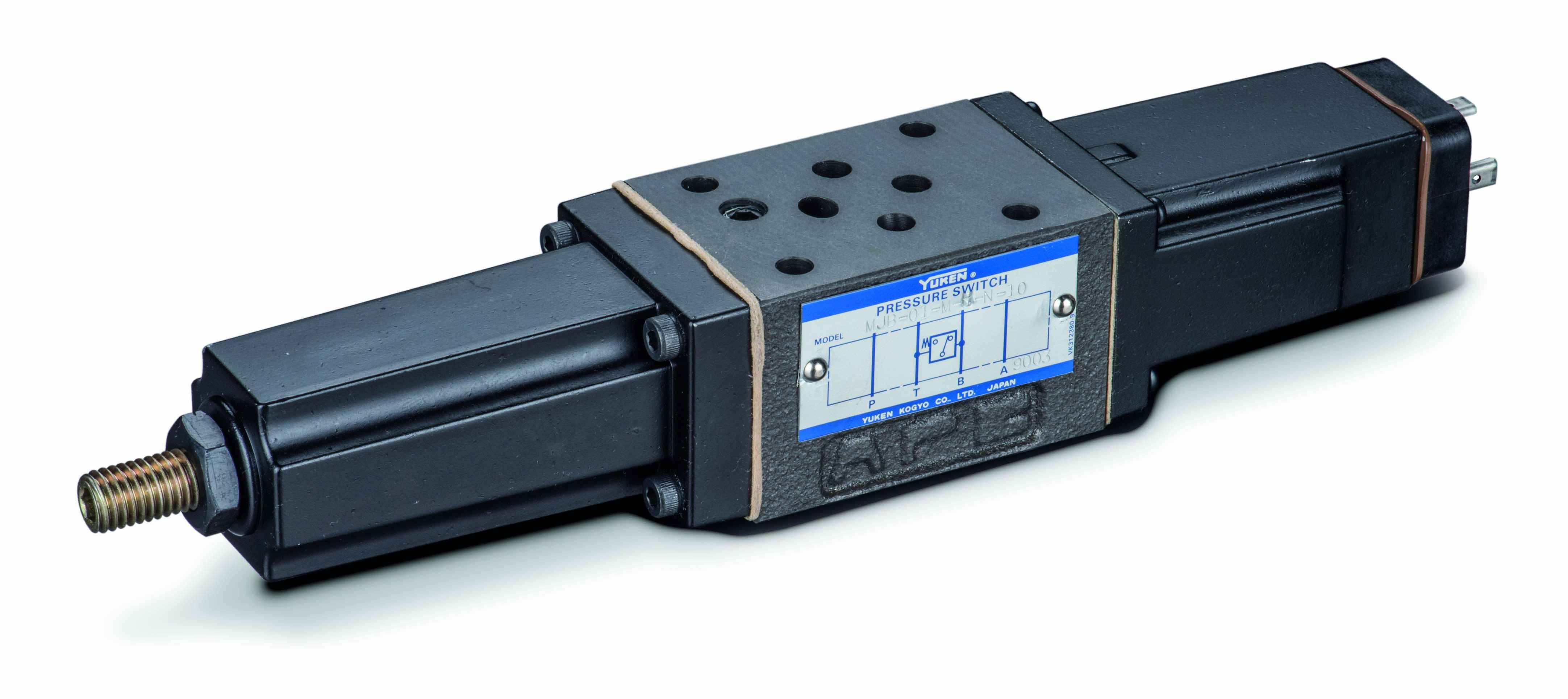 Cetop 3 pressure switch semi conductor type