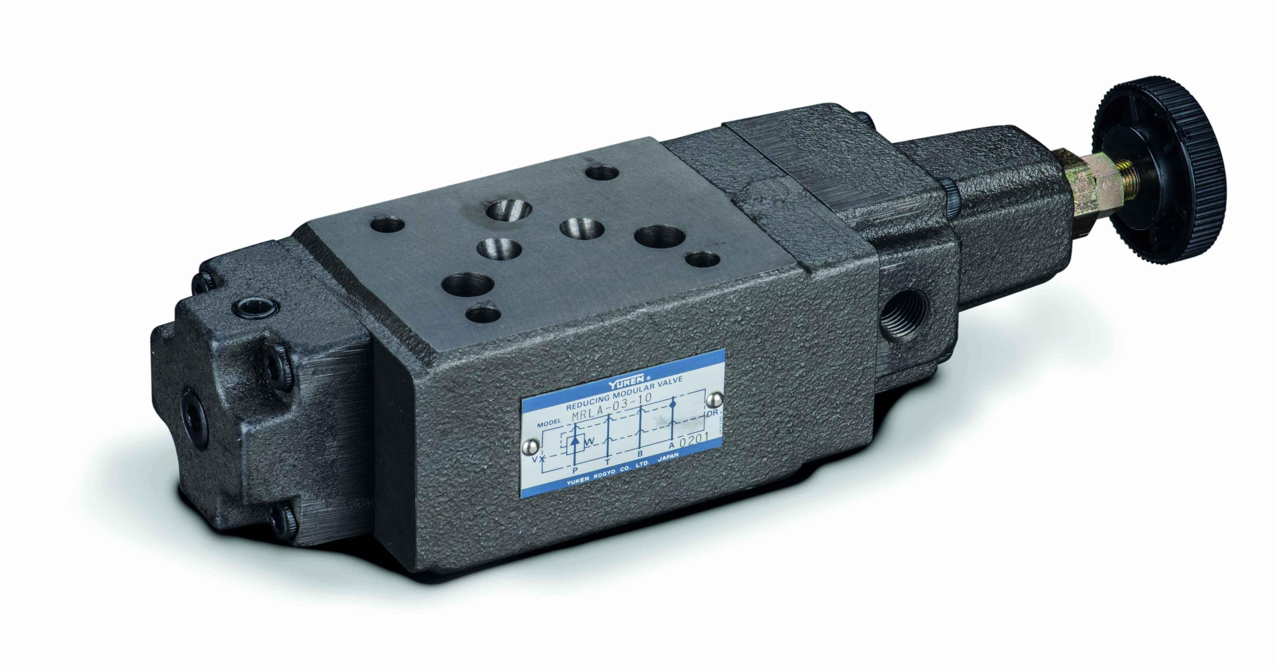 Cetop 5 (NG10) Low Pressure Reducer Valve