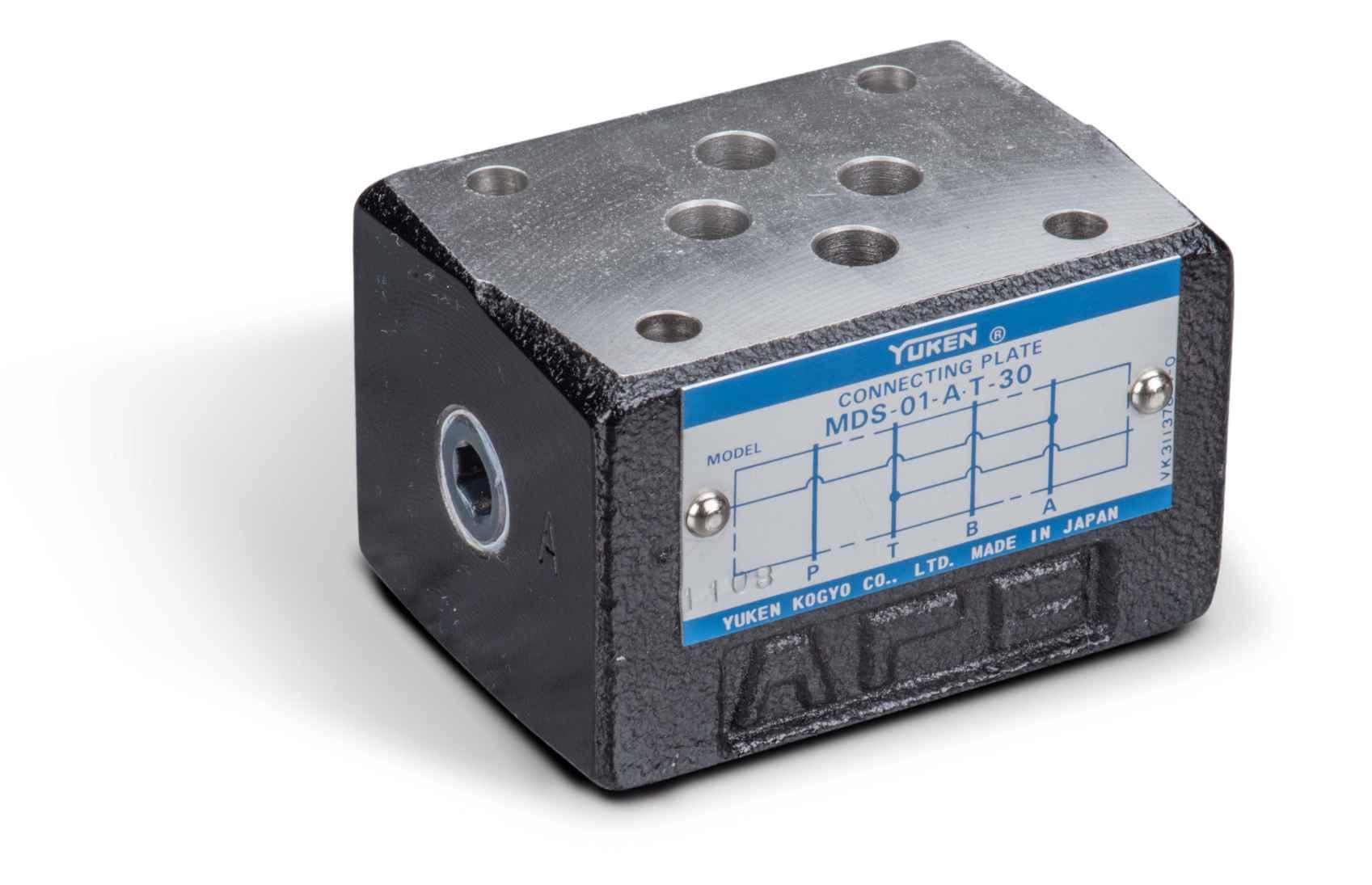 Cetop 3 NG6 pressure detecting valve