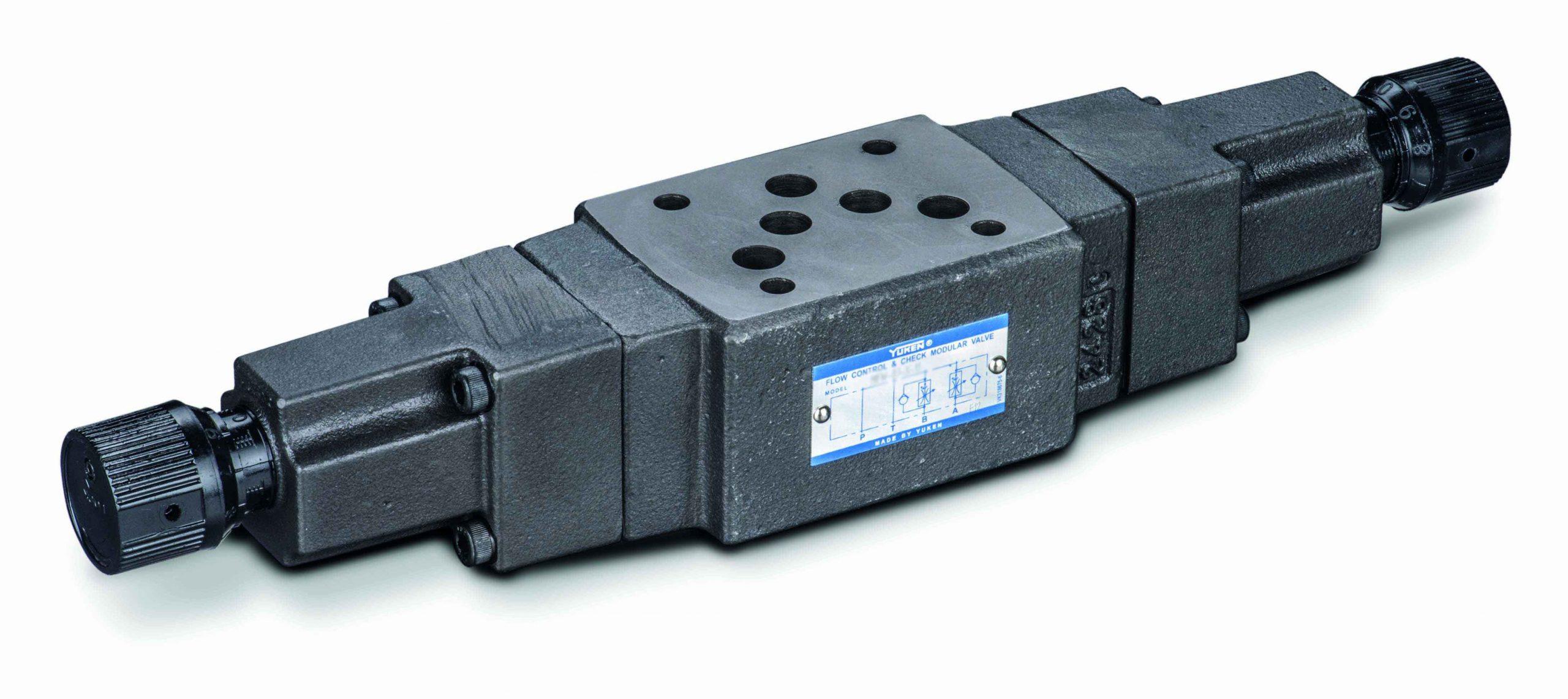 Cetop 5 Temperature Compensated Flow Control & Check Valve