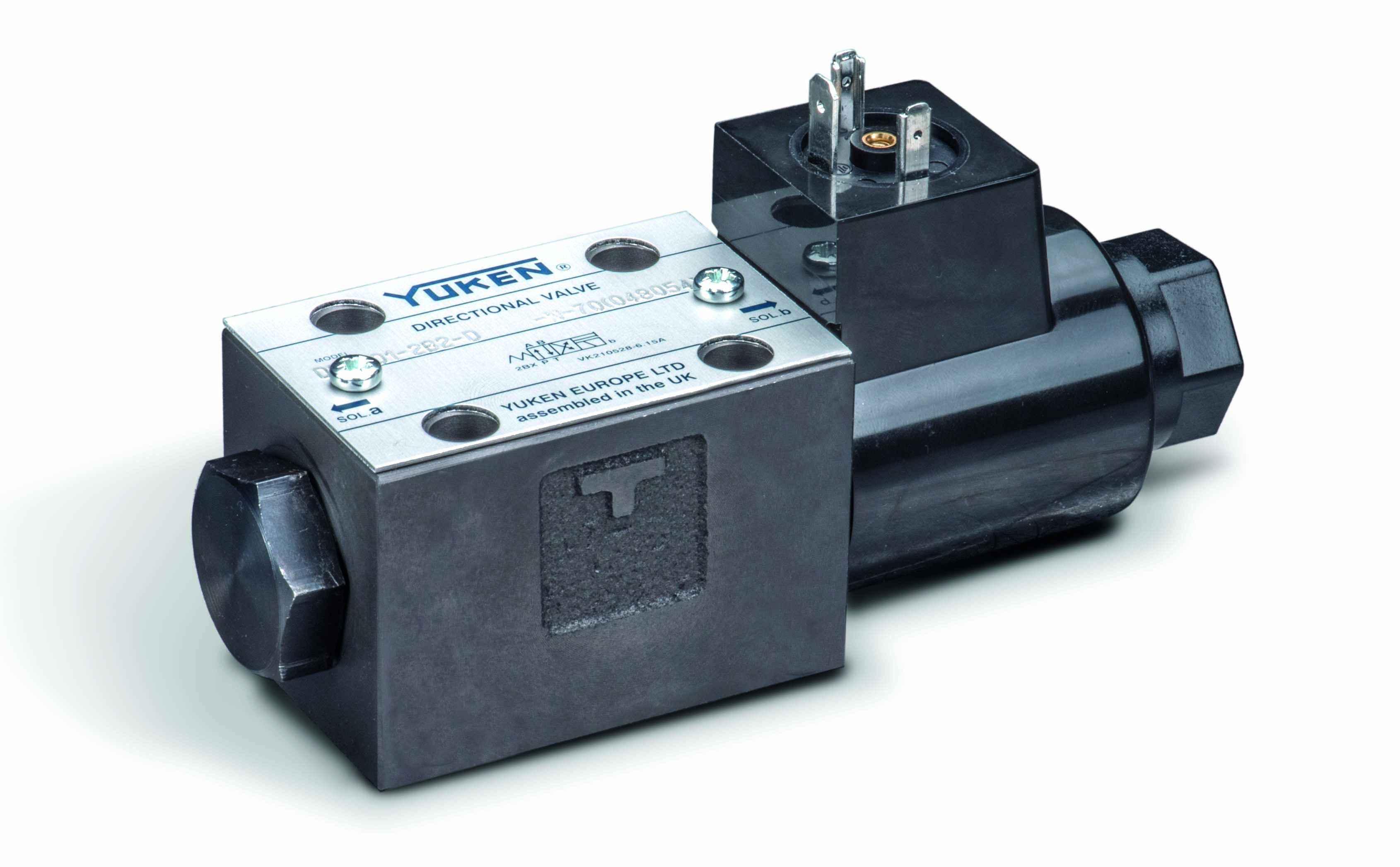 direction control valve cetop 3 2 position