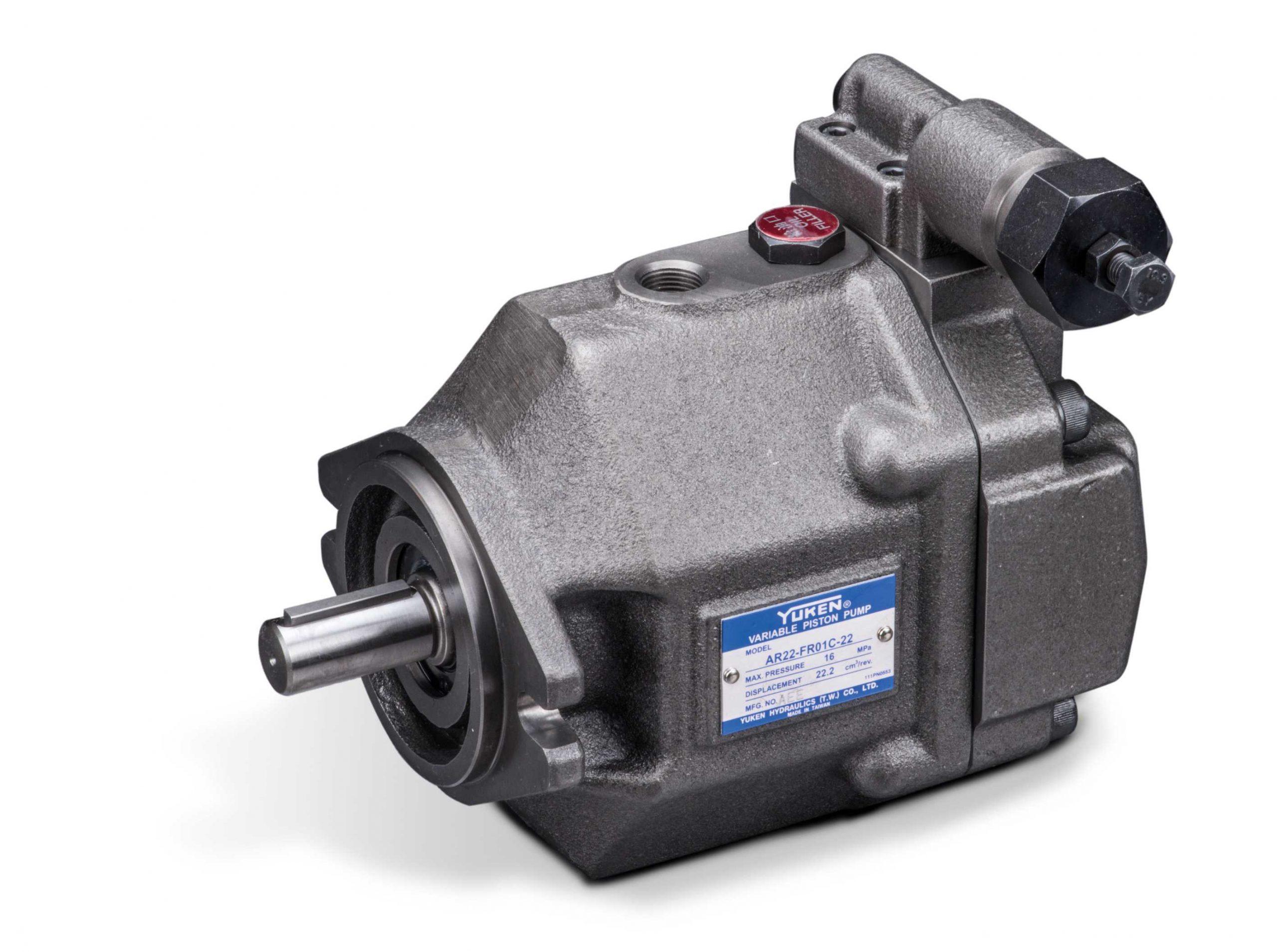 Variable Displacement Piston Pumps - AR Series