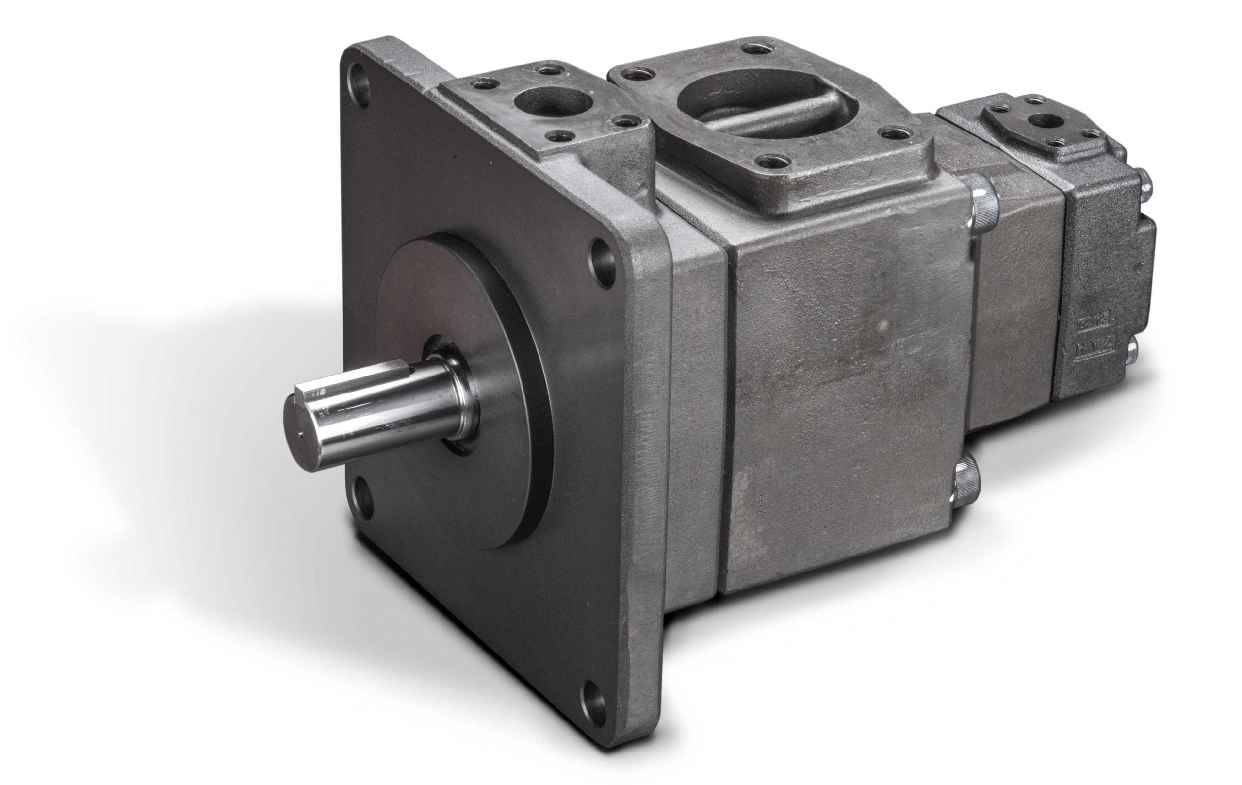 PV2R33 Double Vane Pumps